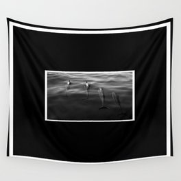 Spinner Dolphins Wall Tapestry