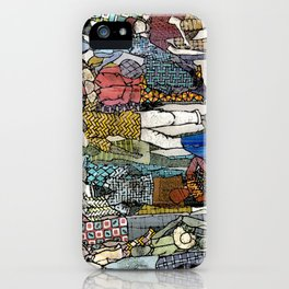 Breezy Beach iPhone Case