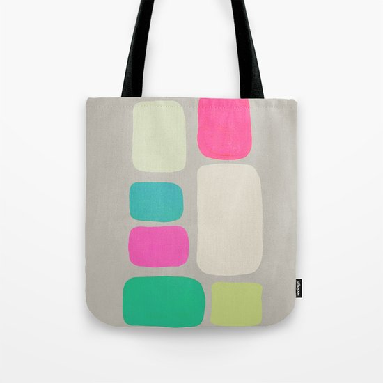 colour + pattern 2 Tote Bag