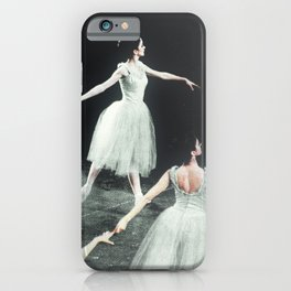 Ghost Dance, Vintage Ballet iPhone Case