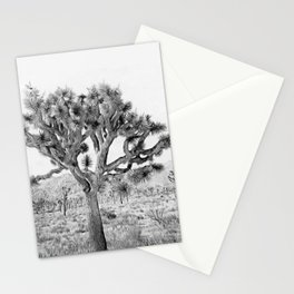 Joshua Tree Giant by CREYES Stationery Cards