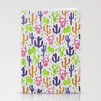 succulents Stationery Cards featuring Succulents by 83 Oranges™