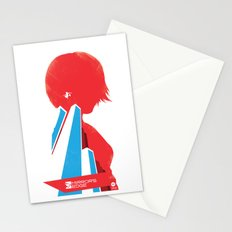 Mirror's Edge Stationery Cards