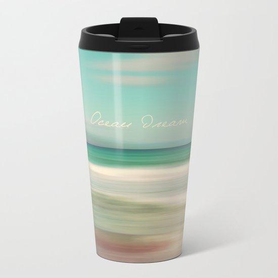 Ocean Dream IV Metal Travel Mug