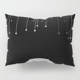 Falling Stars Pillow Sham