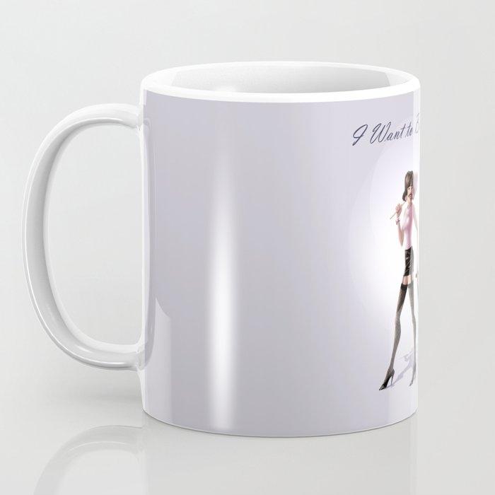 I want to break free Coffee Mug