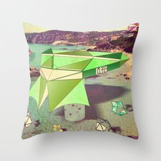 1980 Throw Pillow