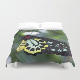 Cairns Birdwing Butterfly Duvet Cover
