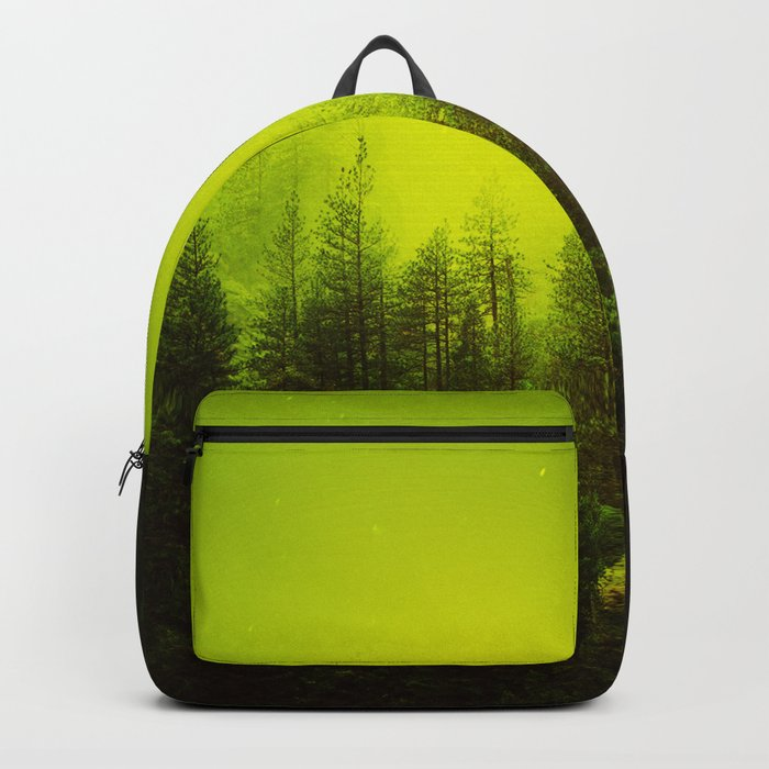 Toxic Forest Backpack