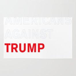 Americans Against Trump Rug