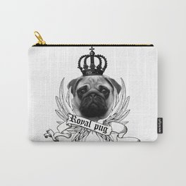 Royal pug design Carry-All Pouch