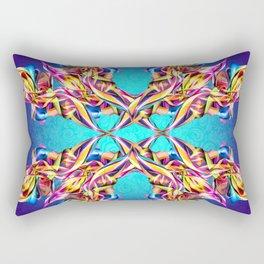 DMT Portal Rectangular Pillow