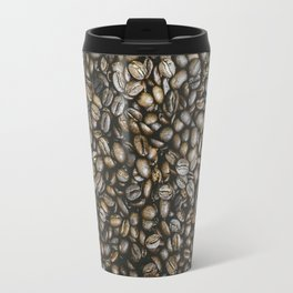 Coffee beans in Colombia Travel Mug