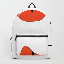 funny halloween monster 2018 Backpack