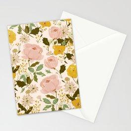 Alice's vintage garden Stationery Cards