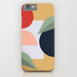Contemporary Organic 0095 iPhone Case