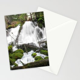 Clear Creek Falls Stationery Cards
