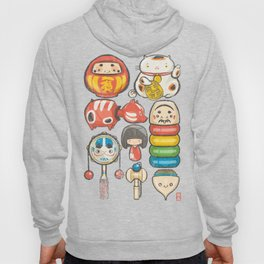 Special Lucky Toy Box Hoody