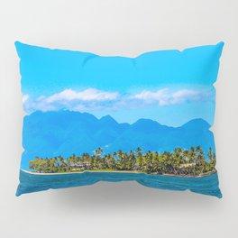 Lahaina Landscape  Pillow Sham