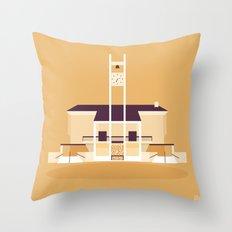Glendale Adventist Academy Chapel Throw Pillow