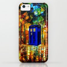 tardis dr who  iPhone 5c Slim Case