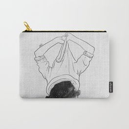 Its better to disappear. Carry-All Pouch