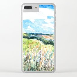 Day Hills 1 Clear iPhone Case