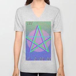 Aesthetically Pagan Unisex V-Neck