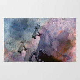 Retro: Horses Rug