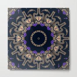 Art Deco. No. 3 Metal Print