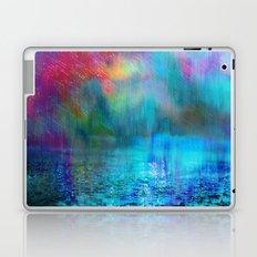 Rain Curtain Laptop & iPad Skin