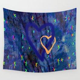 Star rainbow Wall Tapestry