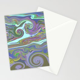 BRIGHT MIX Stationery Cards