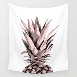 Rose Gold Pineapple Dream #1 #tropical #fruit #decor #art #society6 Wall Tapestry