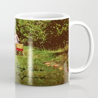 friendship Mugs featuring Friendship  by Jo Bekah Photography