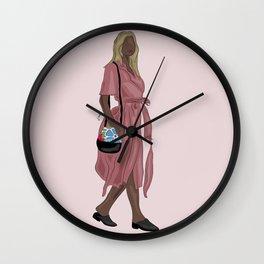 KINSHIP+OAXACA Wall Clock