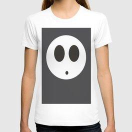 SHY GUY(BLACK) T-shirt