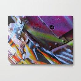 Trap Door Metal Print