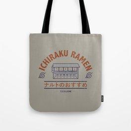 Ichiraku Ramen Tote Bag