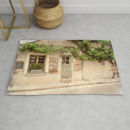 French Cafe Rug