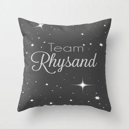 Team Rhysand Throw Pillow