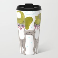 friends with costumes Metal Travel Mug