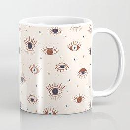 Symbolic Eye Coffee Mug