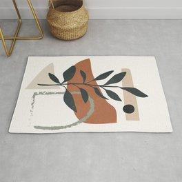 Abstract Shapes 35 Rug