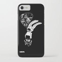 Boy-Bunny iPhone Case