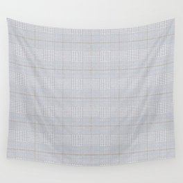 Plaid 2 Wall Tapestry