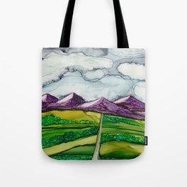 Take Me To The Mountains Tote Bag