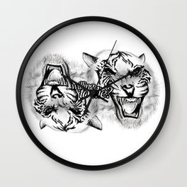 Willing to die? Wall Clock