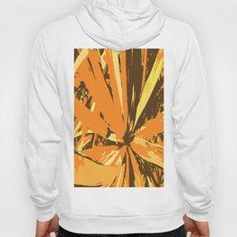 Orange Bromeliad Hoody