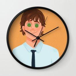 Jim Halpert Wall Clock